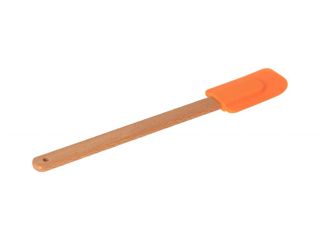 Kuchyňská silikonová stěrka