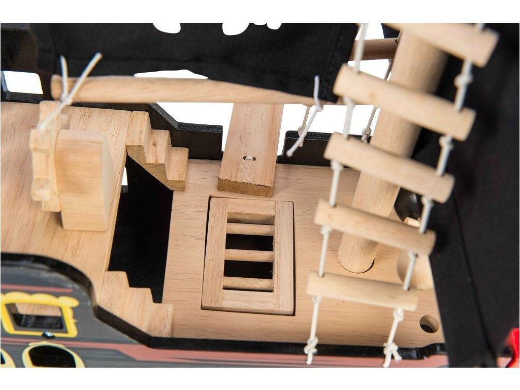 Pirátská loď Barbarossa