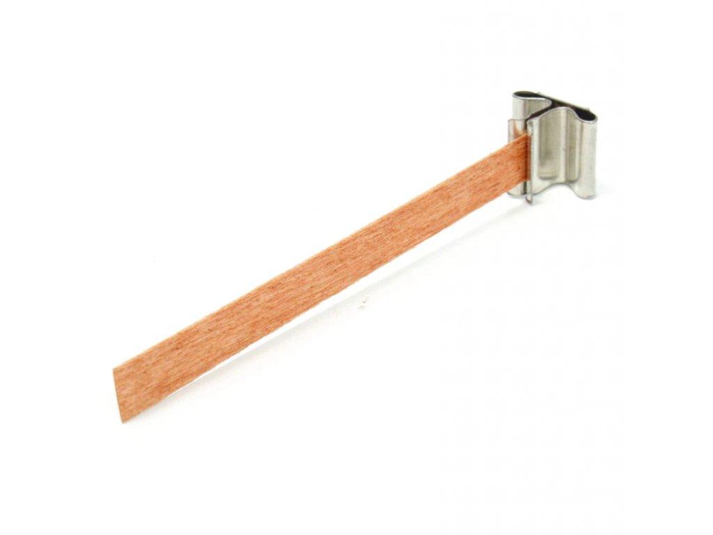 Dřevěný knot 13 cm