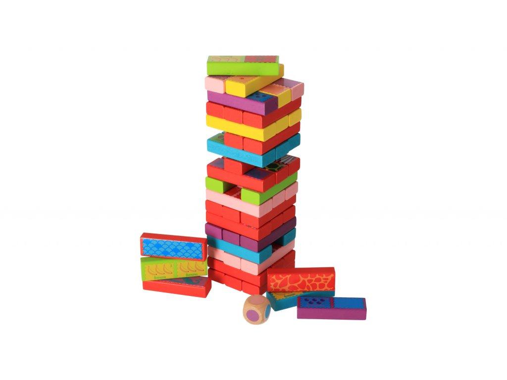 Věž 3v1