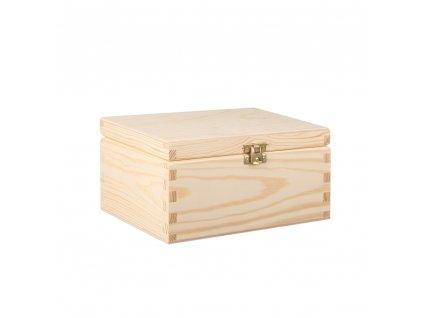 Dřevěná krabička III