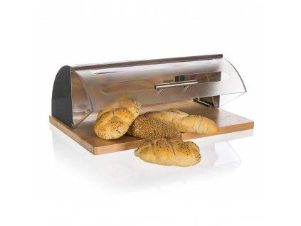 Chlebník dřevěný Grande 39 cm