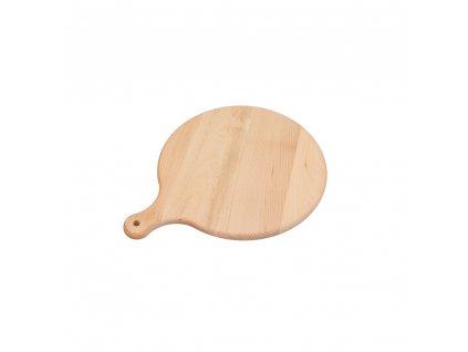 Prkénko na pizzu s rukojetí 30 cm