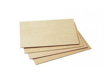 Dřevěný tácek z překližky
