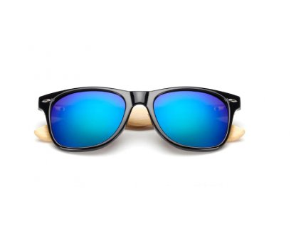Dřevěné sluneční brýle III