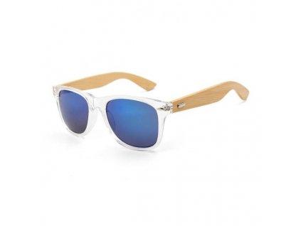 Dřevěné sluneční brýle IV