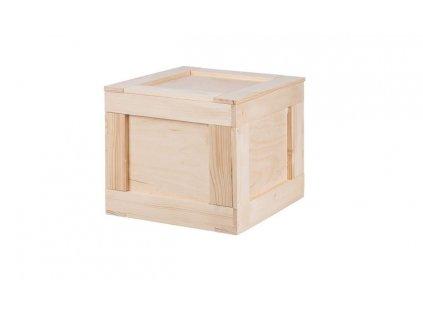 Dřevěný box 30 x 25 x 25 cm