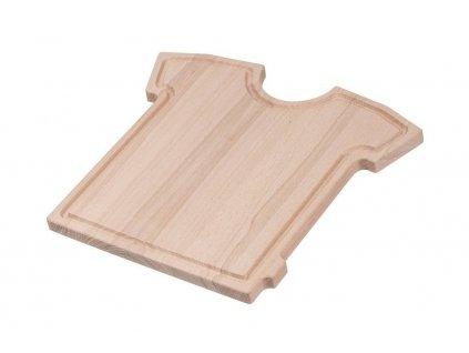 Dřevěné prkénko dres