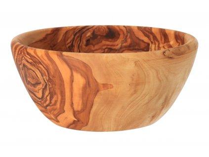 Miska z olivového dřeva - 8 cm