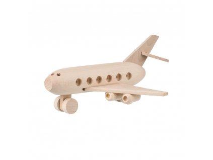 Dřevěné letadlo Airbus