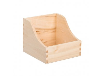 Dřevěný stojan zkosený