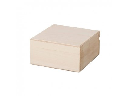 Dřevěná krabička XIV