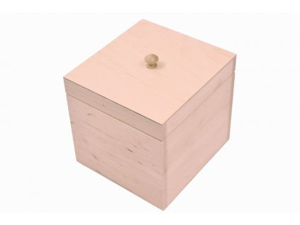 Dřevěná krabička XVIII