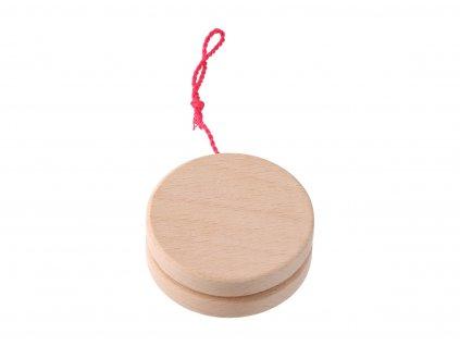 Dřevěné JoJo - 7,5 cm