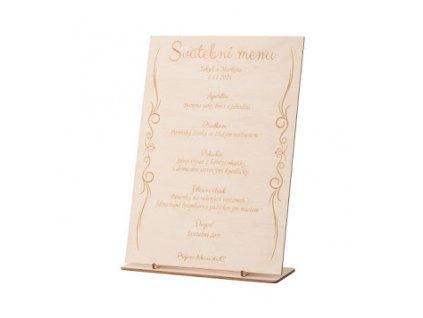 Svatební menu II