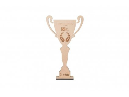 Dřevěný pohár - malý
