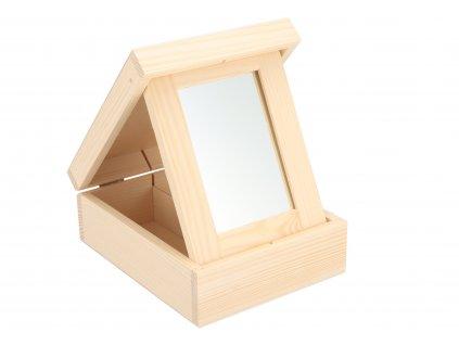 Dřevěná šperkovnice VI
