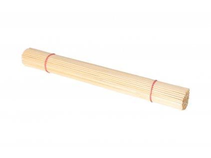 Dřevěné špejle 30 cm - 100 ks
