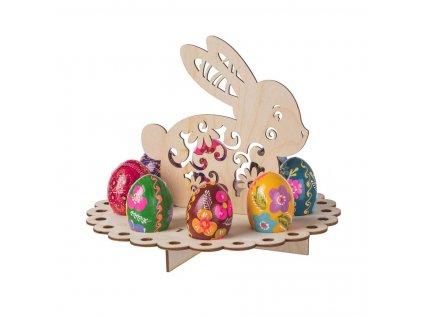 Stojánek na vajíčka - zajíček