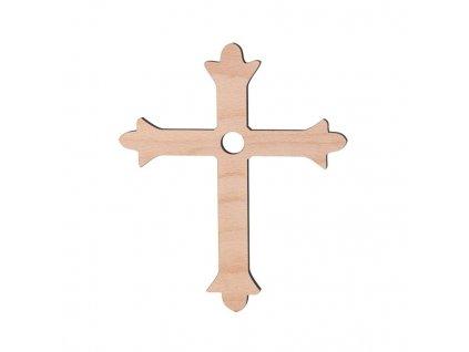 Dřevěný kříž III