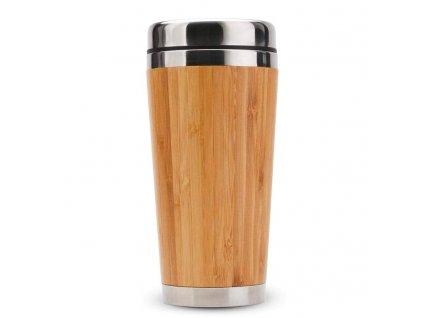 Dřevěný termohrnek 450 ml