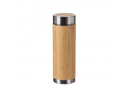 Dřevěná termoska 450 ml
