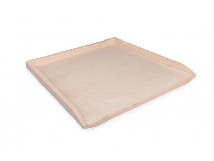 Dřevěný vál 60 x 45 cm - AKCE