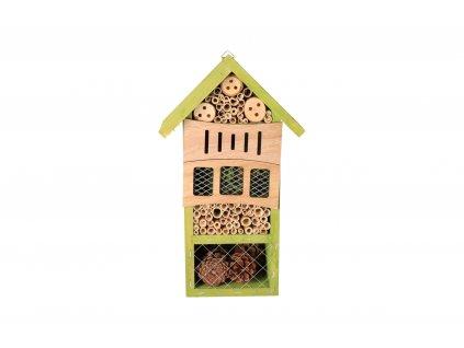 Domeček pro hmyz- zelený