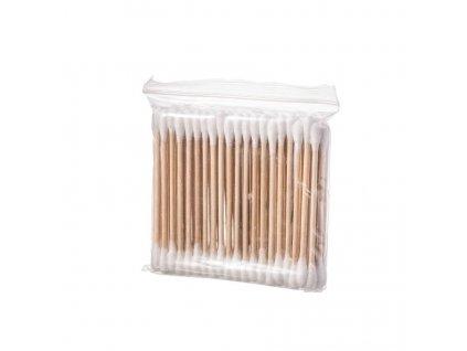Bambusové vatové tyčinky - 100 ks