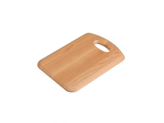 Dřevěné prkénko premium - malé