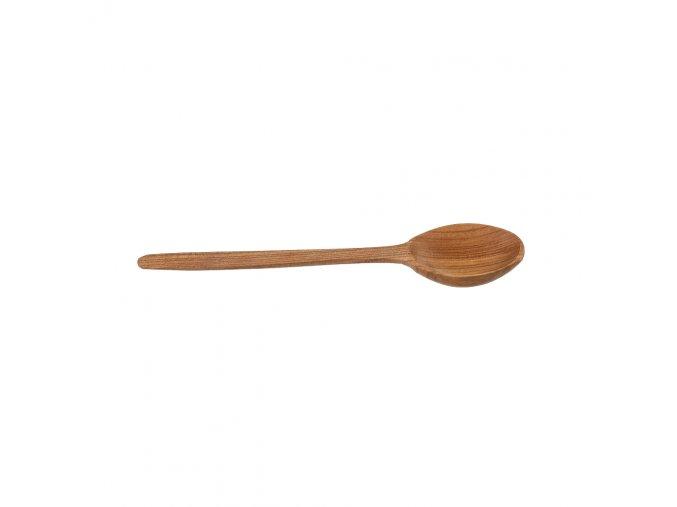 Dřevěná lžíce 17 cm