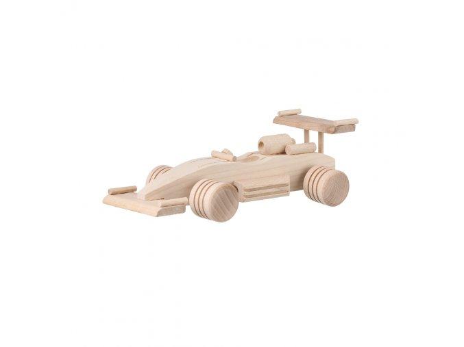 Dřevěná Formule 1