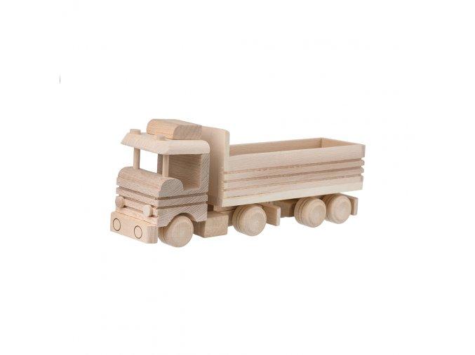 dreveny kamion s korbou 1000x665