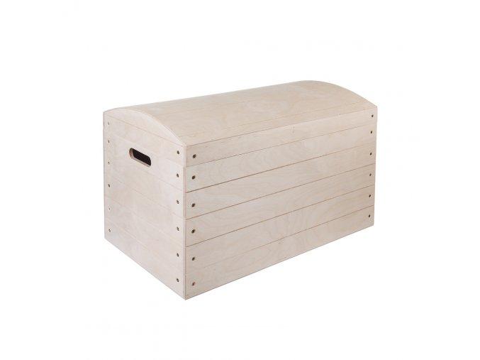 Dřevěná truhla II