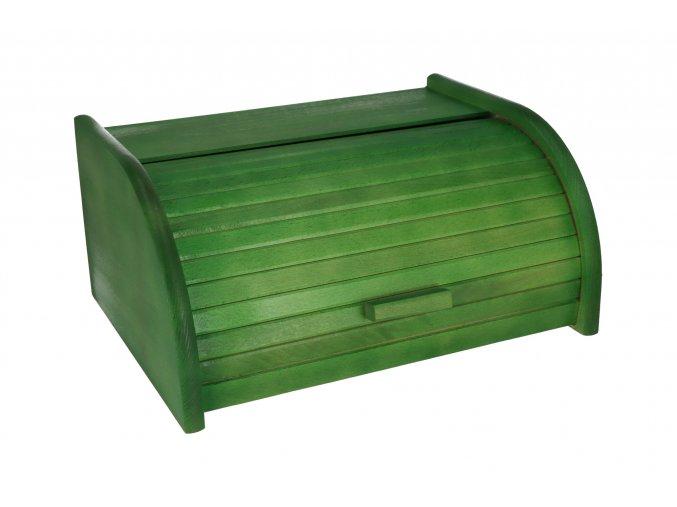 Chlebník barevný - zelený
