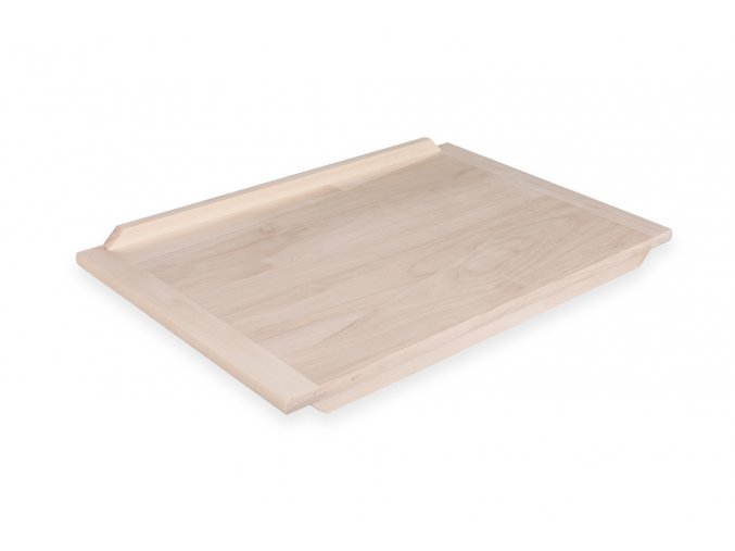 Dřevěný vál 60 x 40 cm (oboustranný)