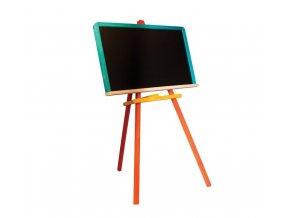 Dětská barevná tabule dřevěná