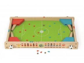 Dřevěný dětský fotbal - pinball