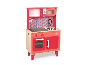 Dřevěná dětská kuchyňka Spicy
