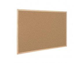 Korková tabule 120 x 90 cm