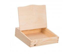 Dřevěná krabička XIII