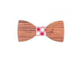 Dřevěný motýlek II