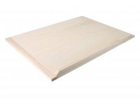 Dřevěný vál 70 x 50 cm (oboustranný)
