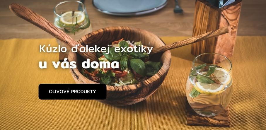 Olivové produkty