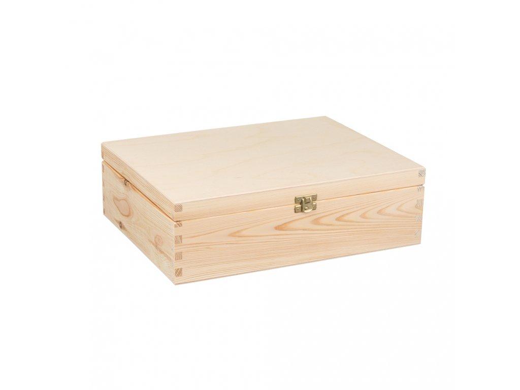 Drevené krabičky