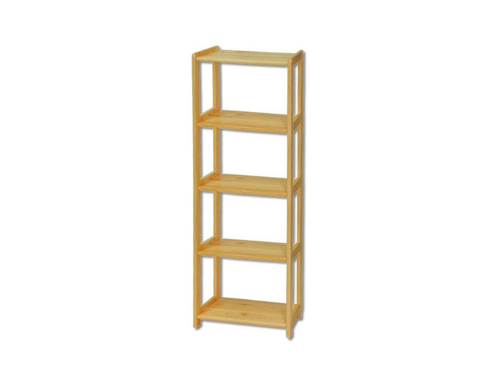Regál drevený r5 163 x 60 x 30 cm