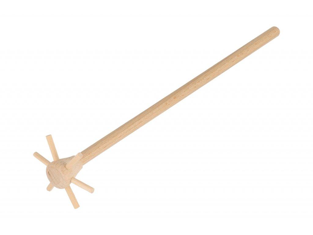 Metlička na šľahanie 27 cm