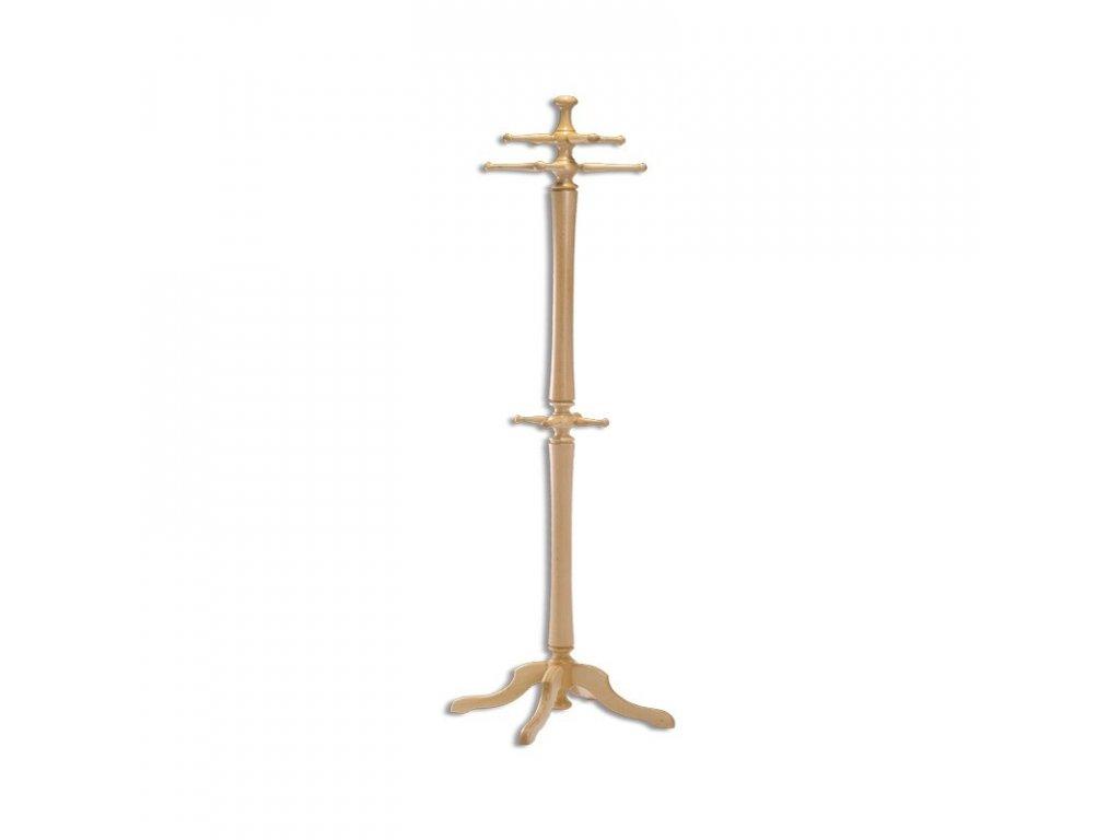 Drevený stojanový vešiak I