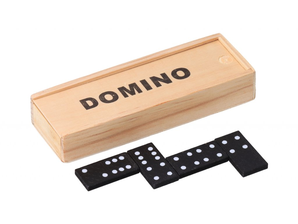Dřevěné domino I