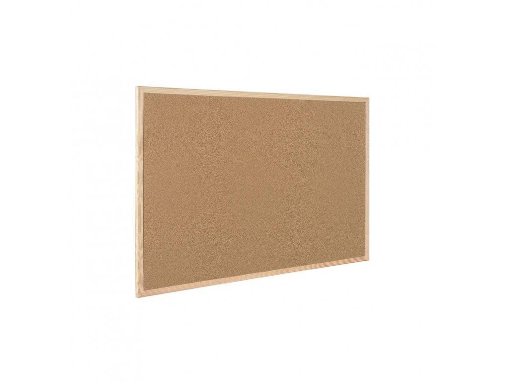 Korková tabuľa 60 x 40 cm